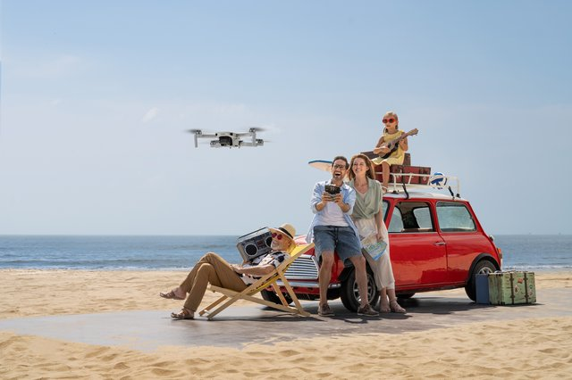 The five best camera drones for 2021