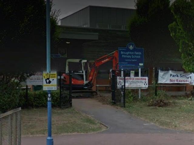 Broughton Fields Primary School. Photo: Google Maps