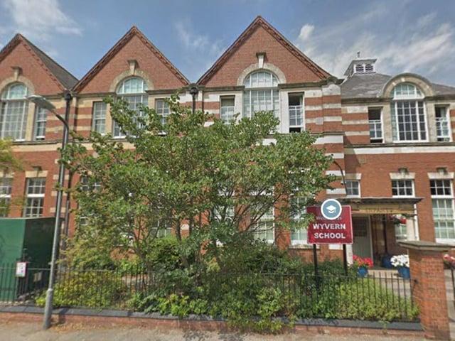 Wyvern School. Photo: Google Maps