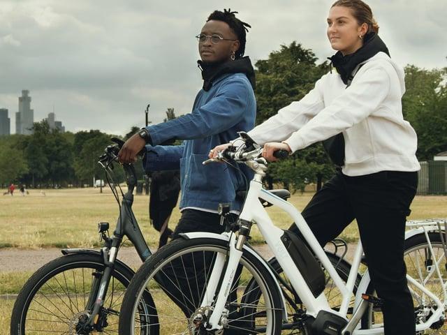 Volt e-bikes