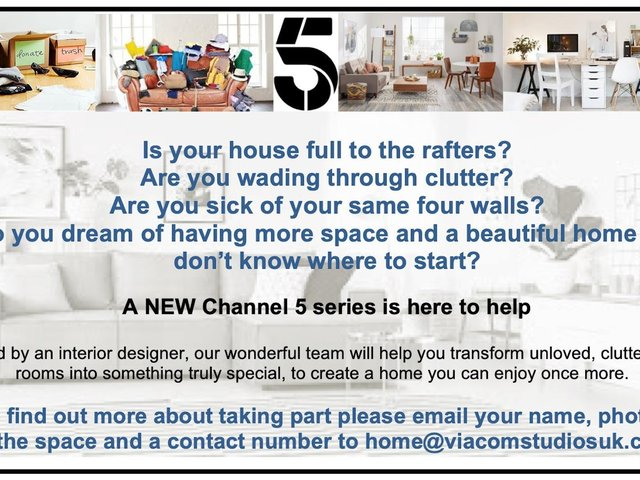 Casting is underway for a new Channel 5 series, they're welcoming applications from Milton Keynes