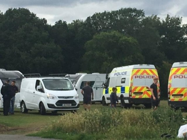 Illegal encampments could be made a criminal offence on private land