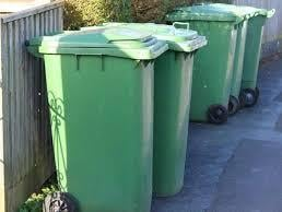 Green bin collection will resume on March 15