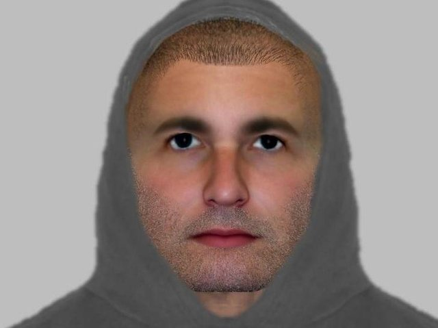 This picture depicts a man linked to a burglary in Milton Keynes on February 19
