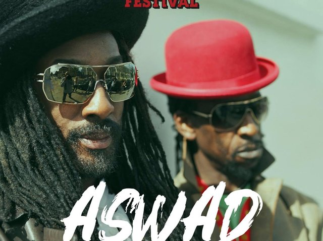 Aswad will be performing