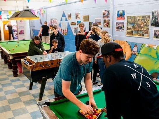 Youth clubs would keep young people off the streets