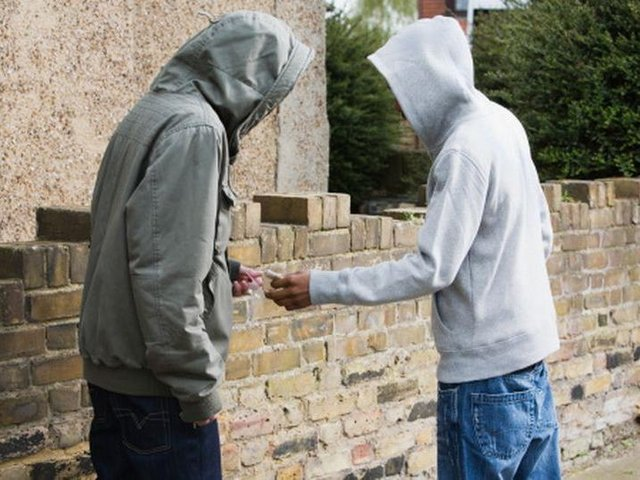 The team was set up to tackle substance misuse in MK