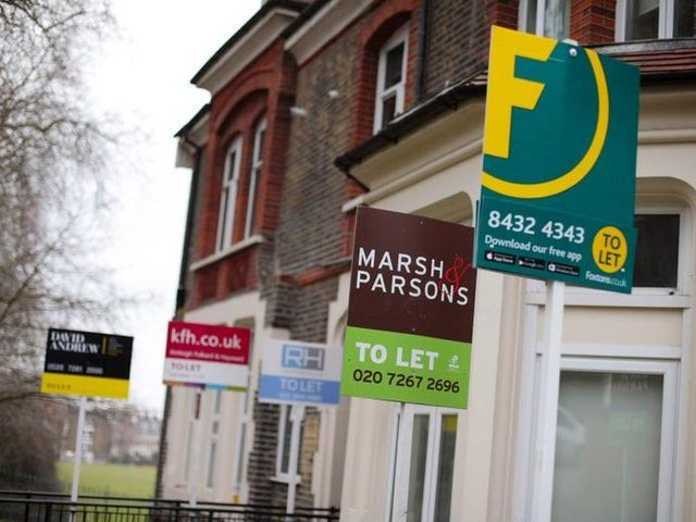 Milton Keynes' private renters pay nearly £600 extra compared to social tenants