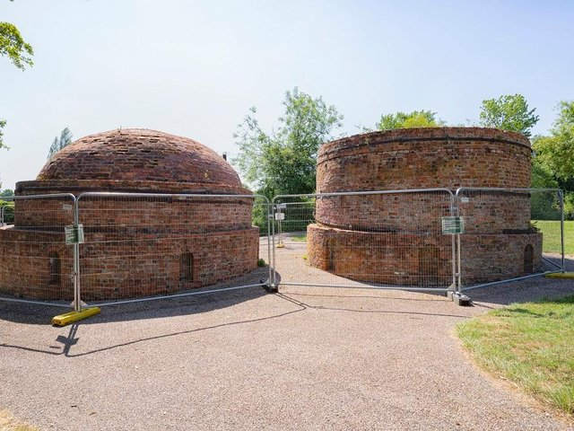 The Brick Kilns in Great Linford