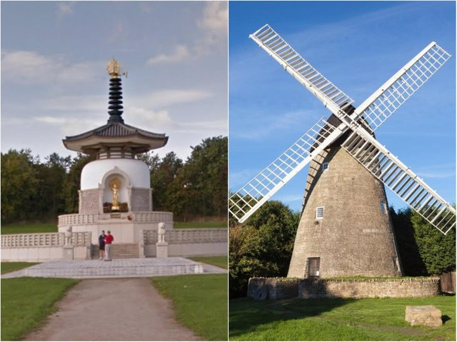 Milton Keynes people have been recommending beautiful attractions to visit, when restrictions allow.