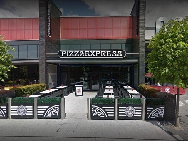 Pizza Express at MK1 Shopping Park