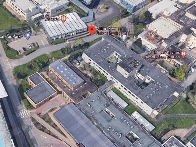MK University Hospital (Google)