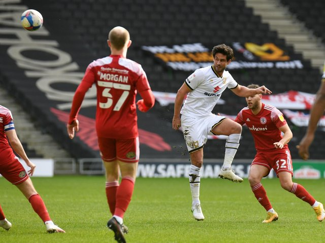 Andrew Surman is out of contract at the end of the season