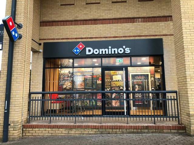 The new Domino's store on 15 Duckworth Court in Oldbrook