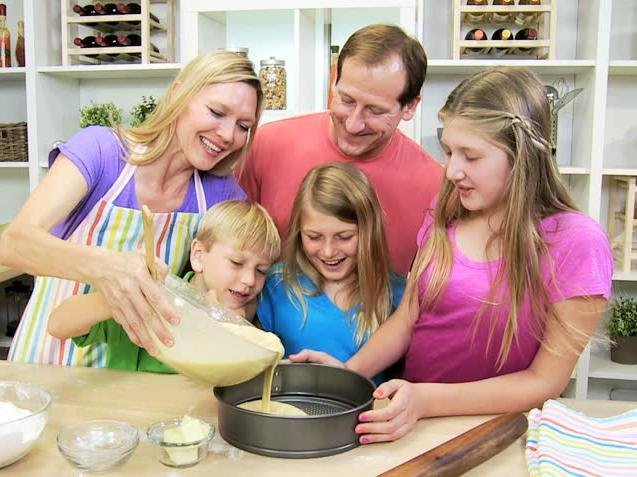 People of all ages can take part in the Bake Off