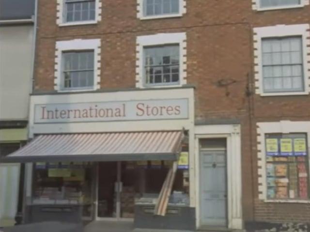 Stony Stratford in 1973