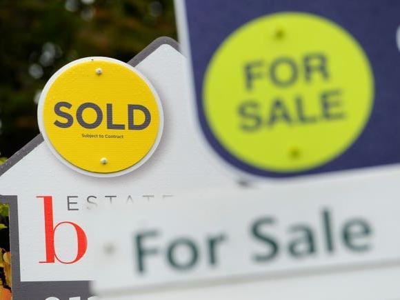 House prices increased slightly, by 0.1%, in Milton Keynes