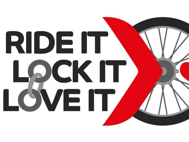 The campaign encourages people in MK to cycle to work