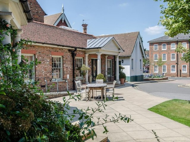 The Woburn Hotel has changed management