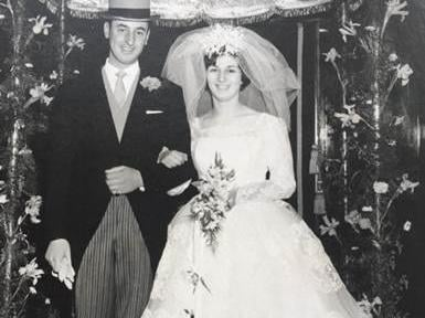 Rodney and Sonia Vinn, who are celebrating their 60th wedding anniversary in 2021