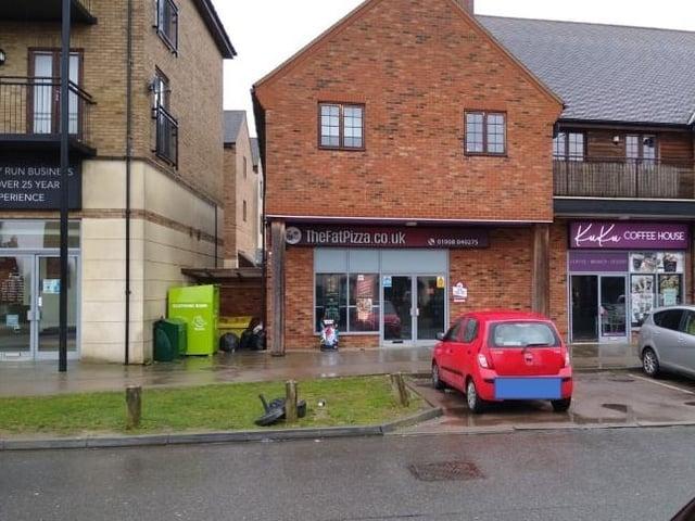 Fat Pizza shop (MK Council)