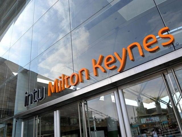 A new retailer will open at Intu Milton Keynes on April 12