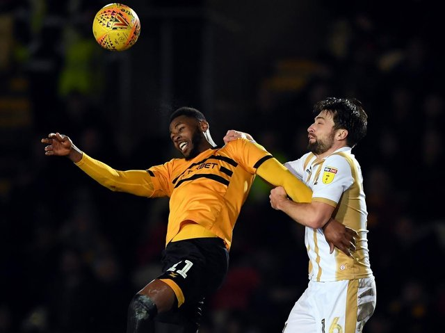 Russell Martin played in the 'Newport reset' game - the last time Dons sparked a run of four consecutive wins