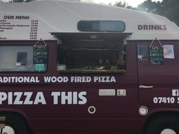 A Pizza This can no longer trade at Willen Lake South after May 2021