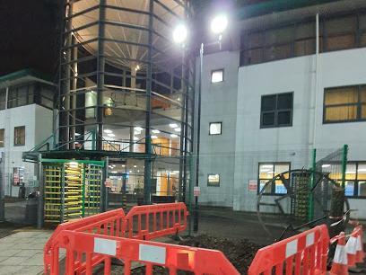 Marston Gate Fulfilment Centre in Milton Keynes