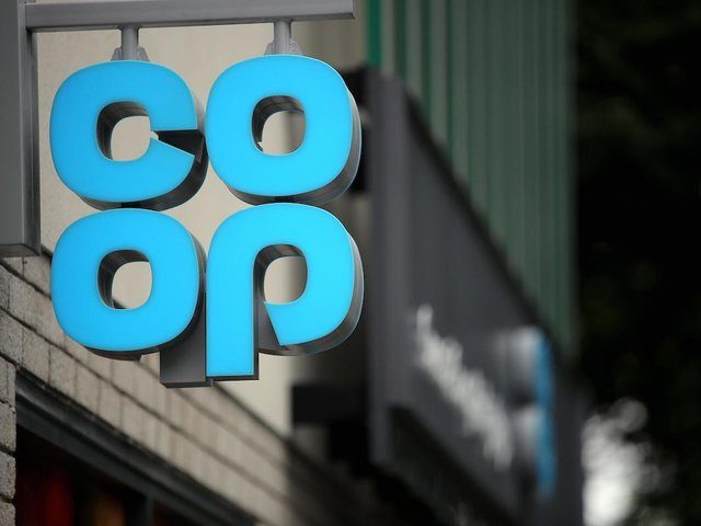 One of the two Co-op supermarkets in Newport Pagnell has been revamped