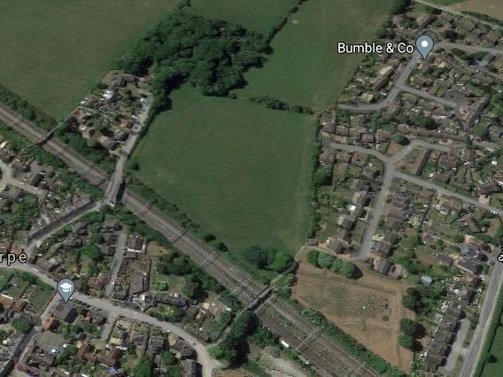 Gobbey's Field in Castlethorpe (Google)
