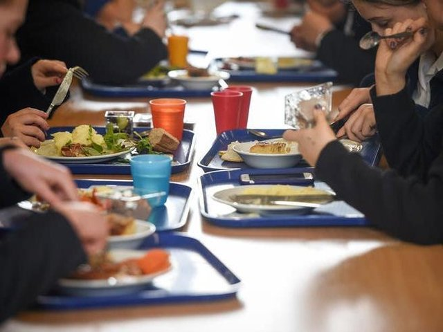 More than 1,8000 more pupils became eligible for free school meals in Milton Keynes during the pandemic