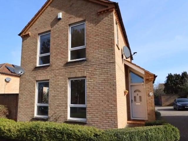 The house Jessica wants to buy in Furzton has a £25,000 premium. Photo: Rightmove
