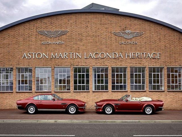 Luxury Car Firm Aston Martin Offer Free Car Repairs To All Nhs Workers In Milton Keynes Milton Keynes Citizen