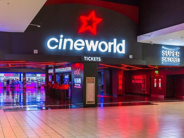 Cineworld Re