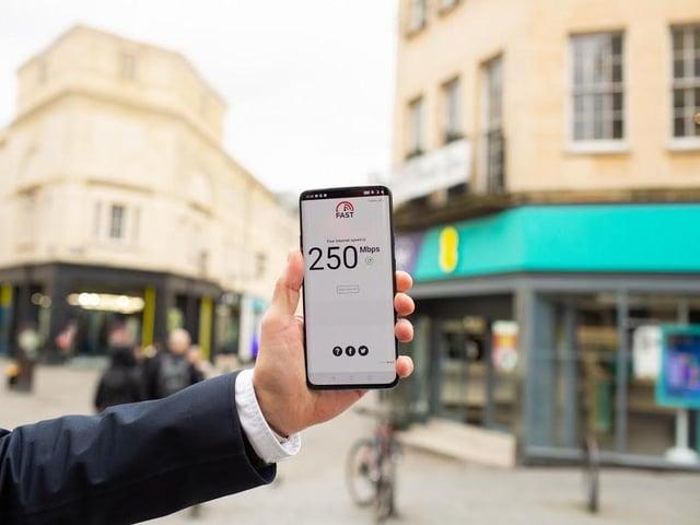 EE is providing 5G in Milton Keynes