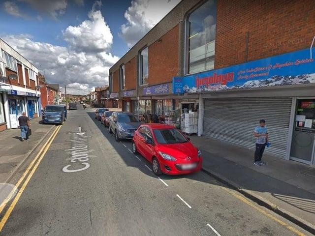 Cambridge Street, Bletchley (Google)