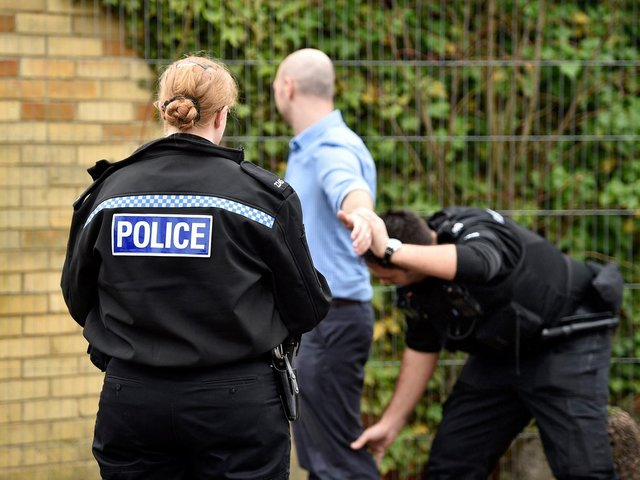 Police do not need a reason to search someone when a Section 60 is imposed