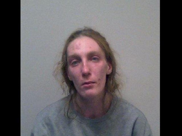 Lynsey Bradwick was handed an injunction for anti-social behaviour at Milton Keynes County Court