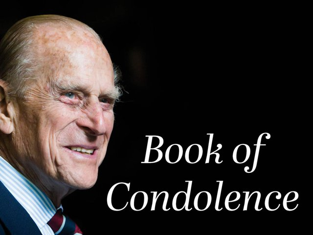The Milton Keynes Citizen is offering readers the chance to sign a Book of Condolence in tribute to Prince Philip