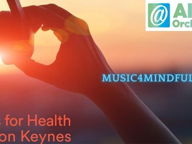 Music4Mindfulness begins on April 30