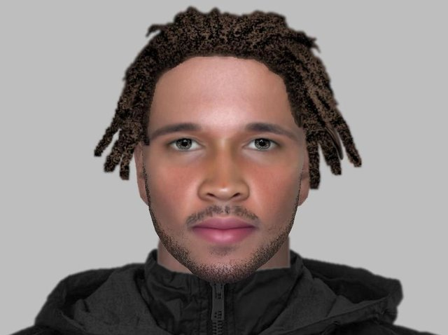 An efit of one of the offenders