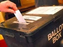Today is the deadline for registering to vote in May's local elections