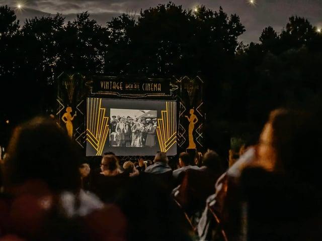 Vintage Open-Air Cinema returns to Milton Keynes this Summer