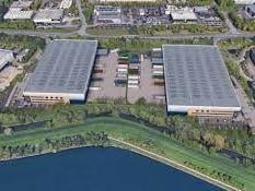 Artist's impression of the new warehouses. Photo: GLP
