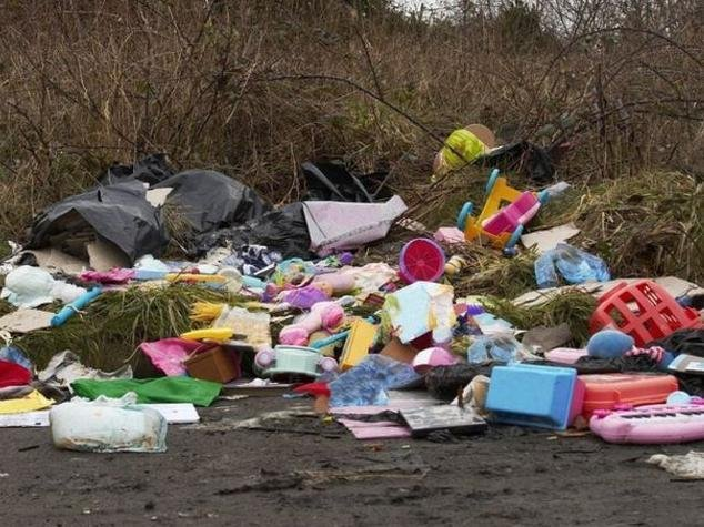 One of the duties will be investigating fly tipping