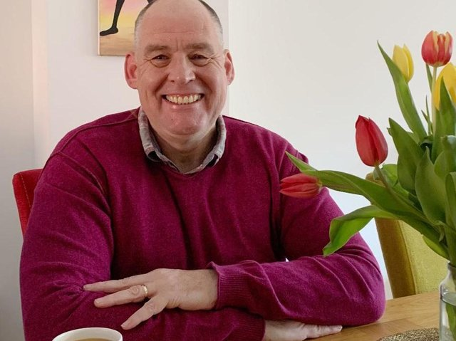 Alan Robinson, independent candidate