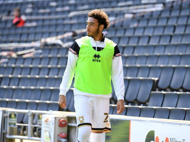 Jay Bird returned to the bench last Saturday against Portsmouth
