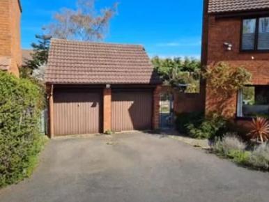 The garage can become a granny annexe (MK Council)
