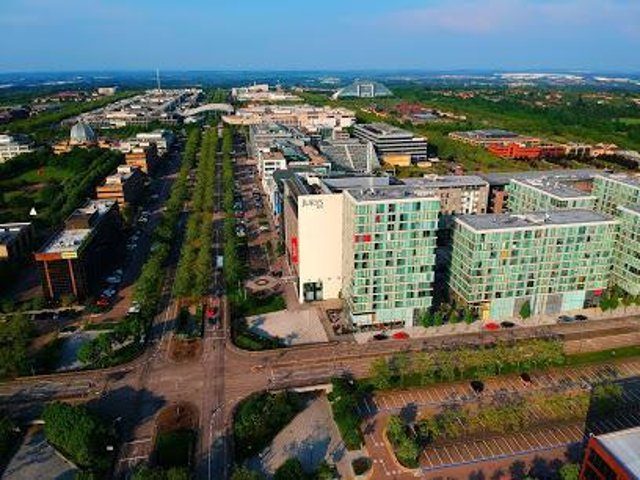 20 out of 32 neighbourhoods in Milton Keynes saw a rise in housing prices last year